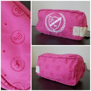 Victoria's Secret VS PINK Dog Crest Travel Bag